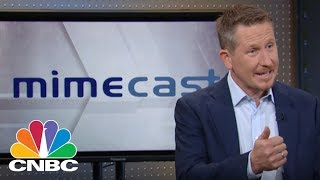 Mimecast CEO: Email Security | Mad Money | CNBC