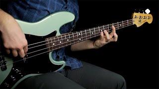 Bruno Mars  Calling All My Lovelies Bass Cover