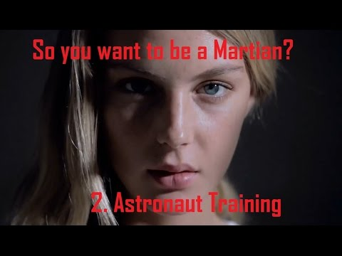 Mars One Astronaut Training