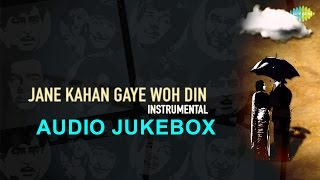 Jane Kaha Gaye Woh Din Instrumental Jukebox | Best Of Raj Kapoor | Old Hindi Instrumental Songs