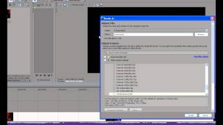 Sony vegas: how to rendering video in full HD with small size