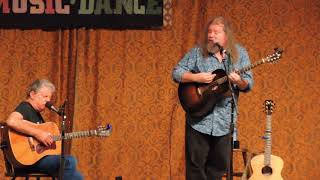 "Joe Jencks & Si Kahn – ""Shuttle And Loom"" – Old Songs Festival, June 23, 2017"