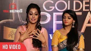 Dipika Kakar | Colors Golden Petal Awards 2016 | Viralbollywood