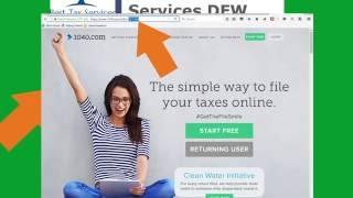 Easy Tax Website Demo