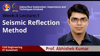 Lecture 9: Seismic reflection method