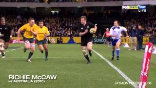 Great All Black Tries / 2003-2013