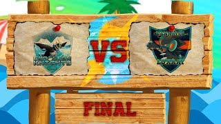 LCE T3 FINAL - Empoleon Knights VS Canaries Luxray (Playoffs)