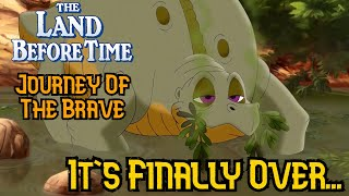 The Land Before Time XIV: Journey Of The Brave - RaisorBlade Reviews