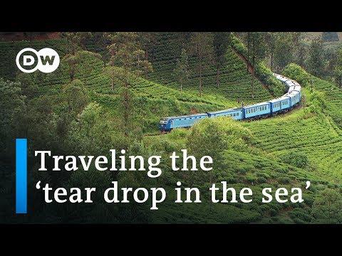 By train across Sri Lanka DW Documentary