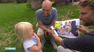 Een dag na zijn extreme tocht: hoe is het nu met 'zwemheld' Maarten van der Weijden?