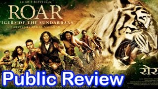 Roar: Tigers of The Sundarbans Public Review | Hindi Movie | Abhinav Shukla, Himarsha Venkatsamy