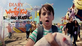 Diary of a Wimpy Kid: The Long Haul | One Fine Swine | 20th Century FOX