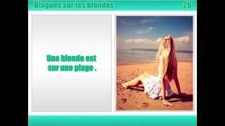 Top blague sur les blondes la suite 03