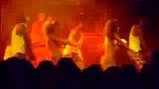 Danseurs show case PERLE LAMA