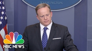 White House: Goal Of Immigration Agenda Is Not Mass Deportation   NBC News