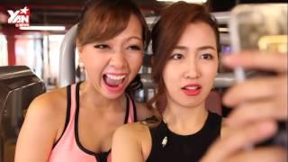 VCVC - Băng Di, Trang Moon làm trò hề khó đỡ  trước ống kính