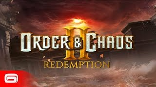 Order & Chaos 2 Redemption Gameplay IOS / Android