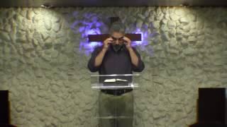 Pregação expositiva  -  Josué 1 :  1 ao 9