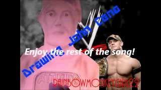 Speed Drawing #2: John Cena
