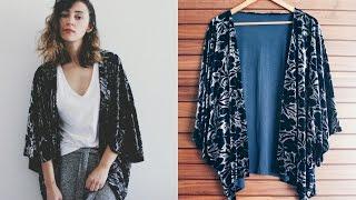 Kolay Kendin Yap Kimono