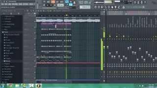 FL Studio 12 Trap Beat [FLP]
