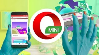 Do more with Opera Mini mobile browser