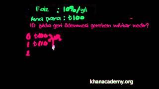 Faiz (1. Bölüm) (Finans ve Sermaye Piyasaları)