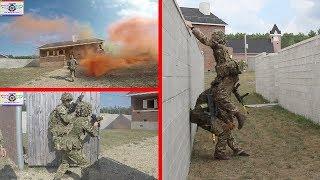 DFN:British Troops train at Northern Strike 18 GRAYLING, MI, UNITED STATES 08.09.2018