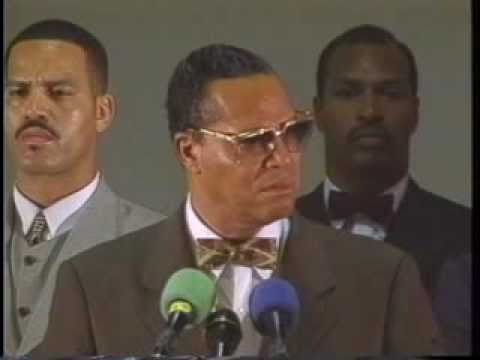 MIN.FARRAKHAN THE DUMBING DOWN OF THE AMERICAN PEOPLE
