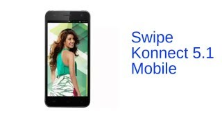 Swipe Konnect 5.1 Mobile Specification [INDIA]