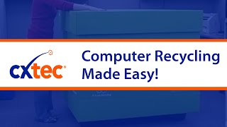Green Cube® Assembly Video - Computer Recycling Made Easy