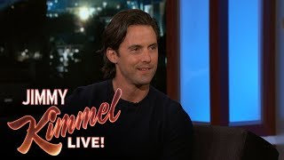 Milo Ventimiglia's Parents Unimpressed by His Emmy Nomination