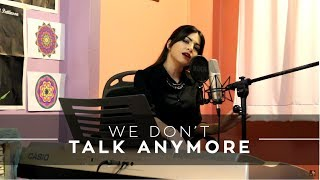 We Don't Talk Anymore - Charlie Puth (feat. Selena Gomez) (Cover by Yanina Chiesa)