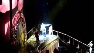Tina Turner singing James bond song