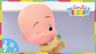 ITSY BITSY ARAÑA y Más Canciones. Familia Telerin. Colección Canciones Infantiles.