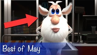 Booba - Compilation of all episodes - Best of May - Cartoon for kids