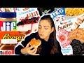 ULTIMATE COMFORT FOOD CHEATDAY | CHEESE BURGER MAC N CHEESE