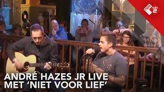André Hazes jr - 'Niet Voor Lief' live @ Gijs 2.0 | NPO Radio 2