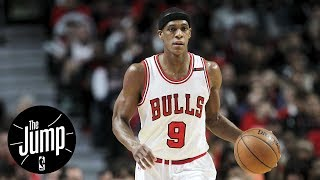 Is There A Silver Lining For Bulls In Jimmy Butler Trade? | The Jump | ESPN