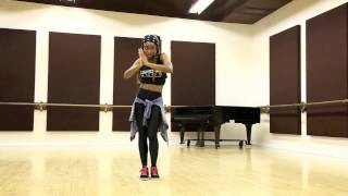 Dancehall Funk Choreography to Nyanda SLIPPERY WHEN WET