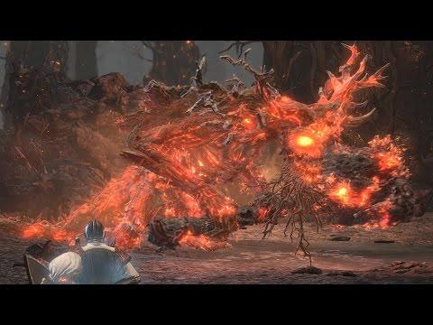 Dark Souls 3: Old Demon King Boss Fight (4K 60fps)