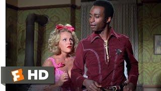 Blazing Saddles (7/10) Movie CLIP - Lili Goes Black (1974) HD