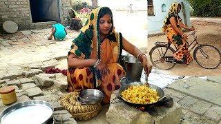 सुबह सुबह ये नाश्ता मिल जाए तो दिन बन जाए | Easy Nasta Recipe in Hindi with Anishka Ka Kitchen