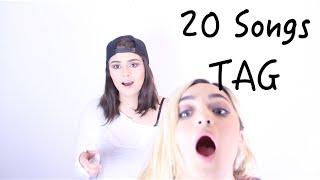 20 Songs TAG - Calle y Poché