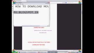 HOW TO DOWNLOA DMOVIE FROM MOVIEHD4UBLOGSPOT.IN PROVIDE HD MOVIES