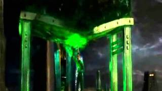 Kilowog vs Hal Hordan  Linterna Verde
