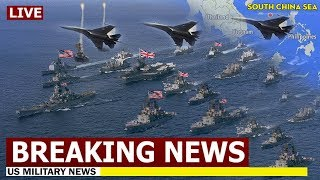 (August 6, 2019) South China Sea High Tension - US / UK / China - WW3 News Update Today