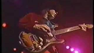 Stevie Ray Vaughan in Tokyo