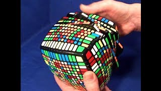 kid solves worlds hardest rubik's cube in record time...