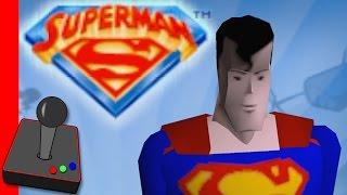 Superman 64 Beta Quest | Prototype (it's better!) VS Retail Version - H4G